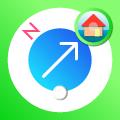 PICOM - ピコム Picture Compass(ピクチャーコンパス)画像で自分だけのマップを作ろう!コンパスでオフラインでも使用できます!強力な周辺検索で目的地にいち早く到着!