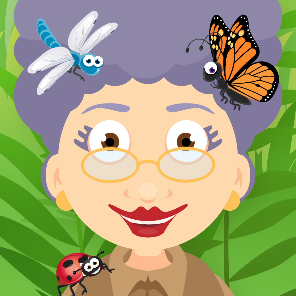 mzl.ozblvveh Grandma Loves Bugs by Fairlady Media   Review and iTunes gift card giveaway